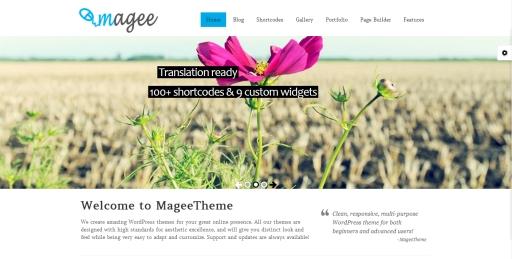Magee Screenshot
